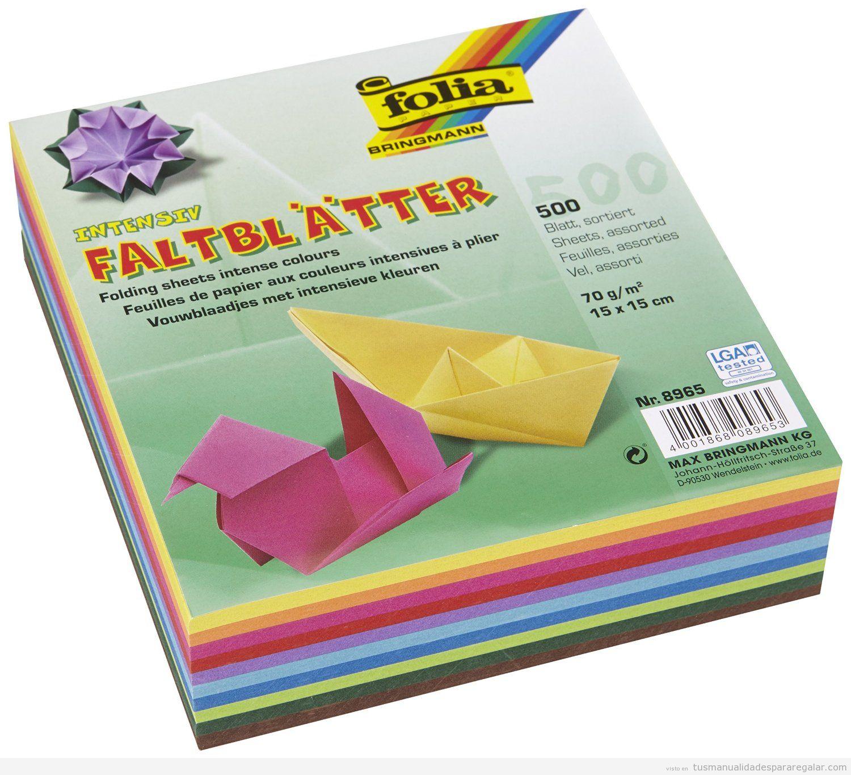 Comprar online papel origami o papiroflexia