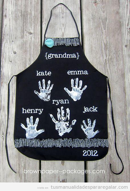 Como hacer un regalo para tu abuela o para regalar mis for Regalos abuela ideas
