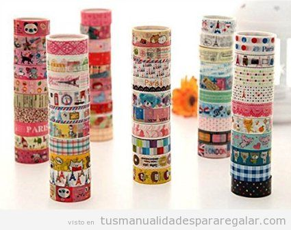 Comprar online washi tape