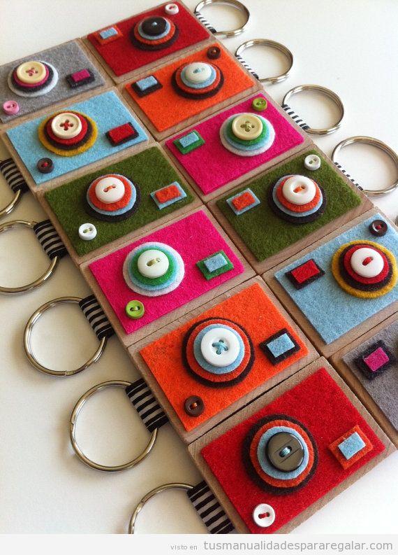 Botones archivos manualidades para regalarmanualidades - Regalos a mano ...