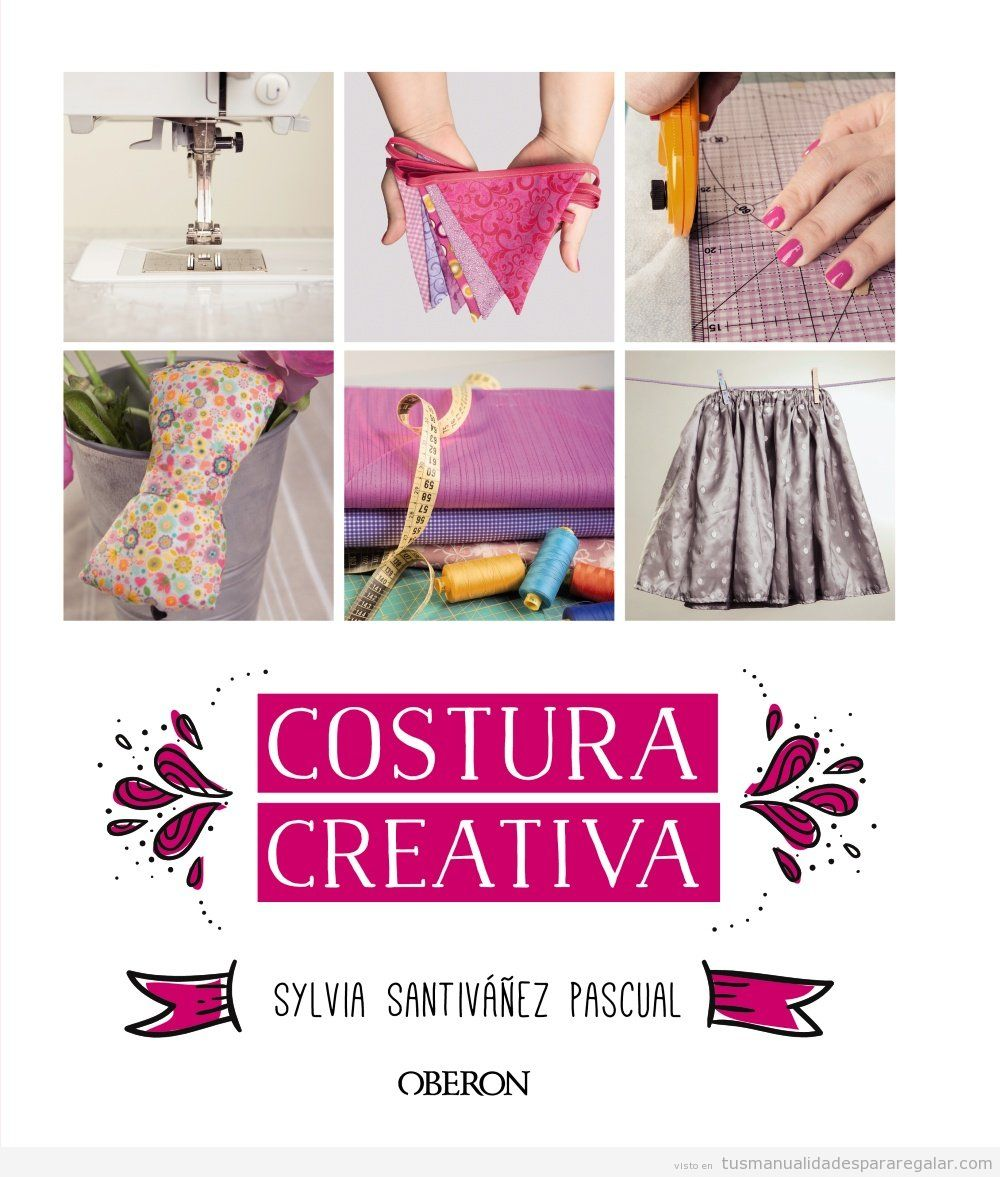 Libro costura creativa, comprar online