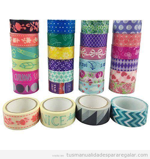 Comprar online rollos cinta washi tape barato