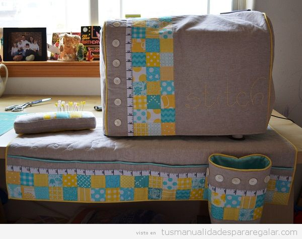 Fundas máquina de coser y de mesa