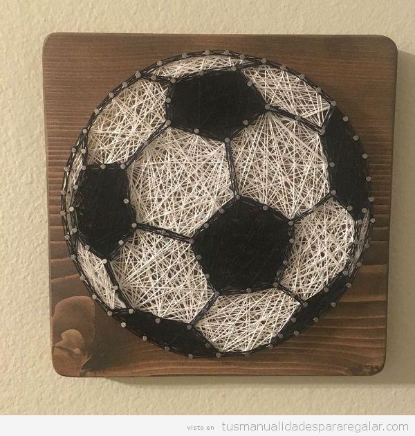 Regalos hechos a mano fútbol 3