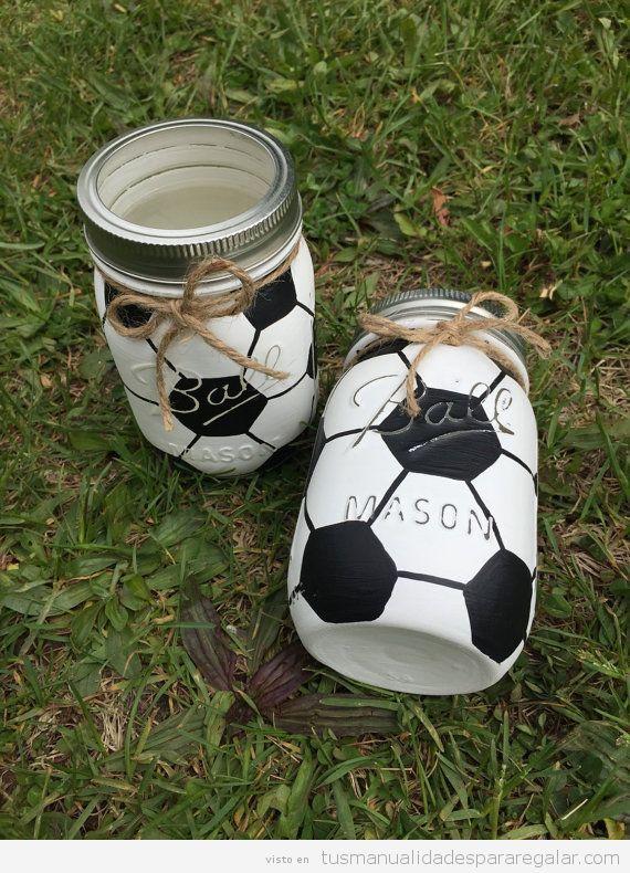 Regalos hechos a mano fútbol 5