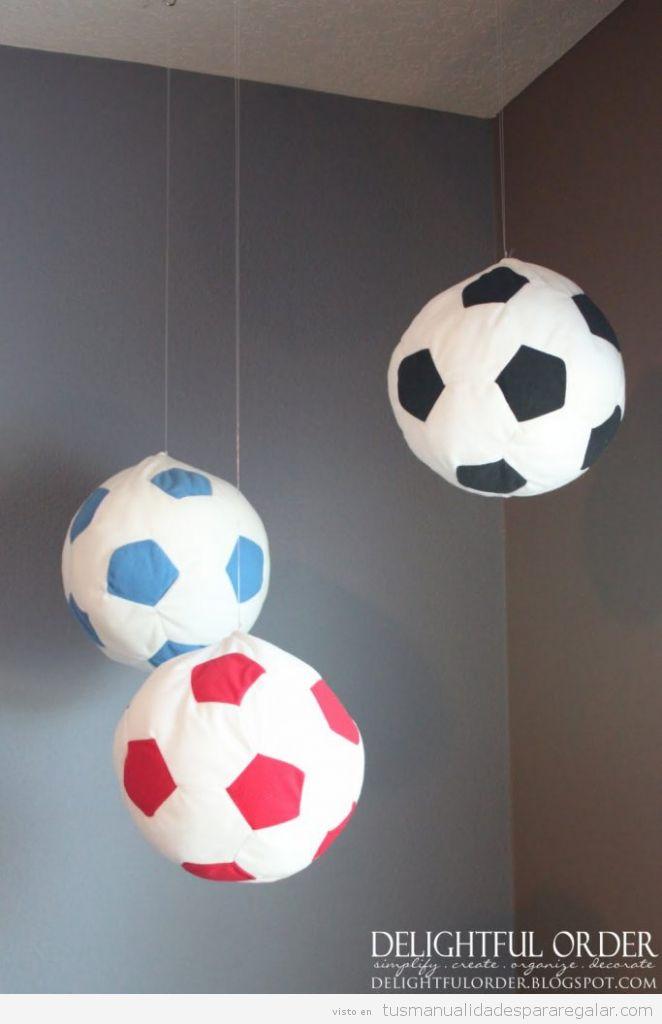 Regalos hechos a mano fútbol 6