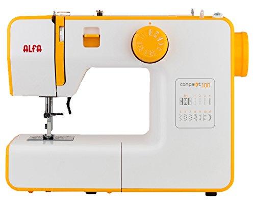 Máquinas coser caseras baratas marca Alfa