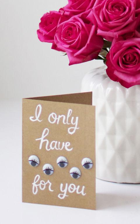 Tarjetas San Valentín DIY 2