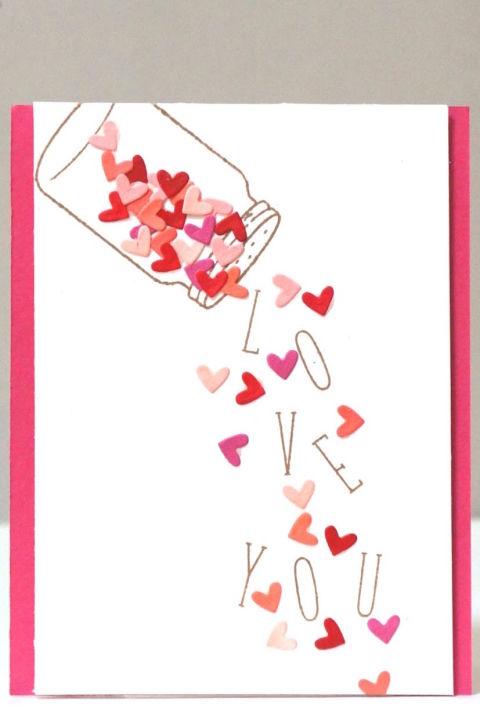 Tarjetas San Valentín DIY 3