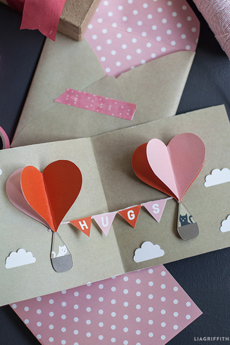 Tarjetas San Valentín DIY 4