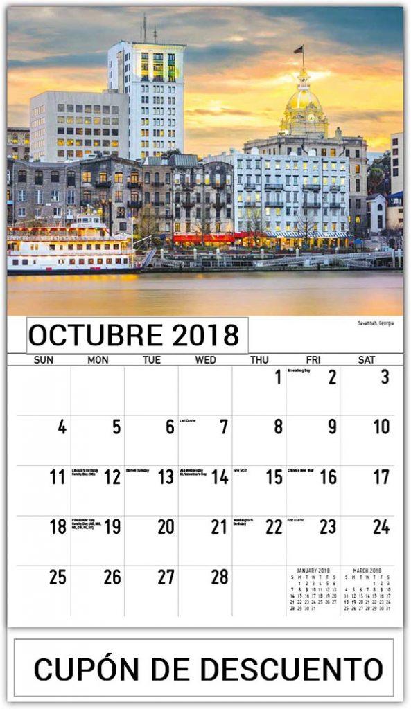 Calendario fidelizar cliente con cupones