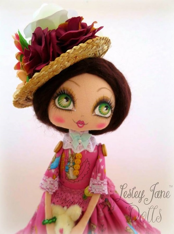 Lesley Jane Dolls