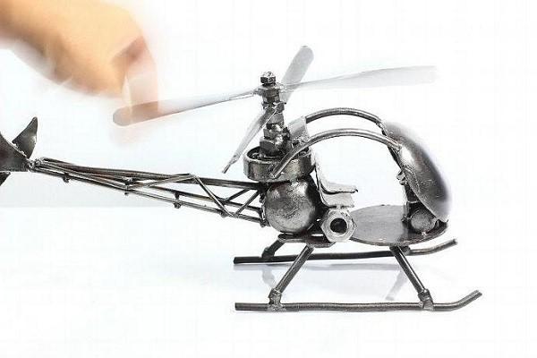 Figuras de metal soldado DIY