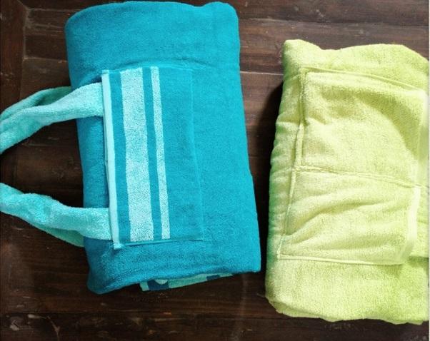 Bolso toalla