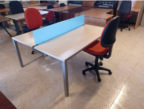 Mesas de oficina de segunda mano