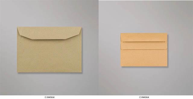 Sobres papel manila