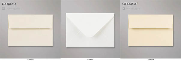 Sobres papel verjurado