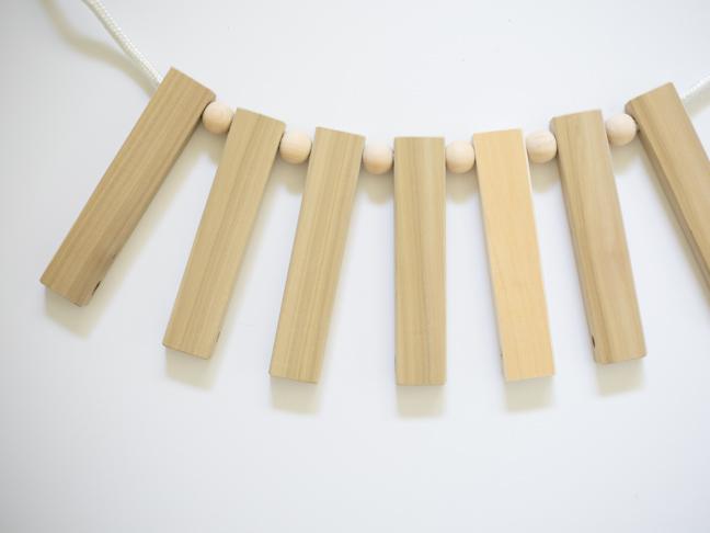 Cómo hacer un columpio de madera DIY paso 3