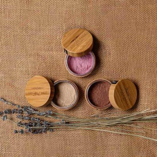 Ideas regalos naturales, maquillaje natural