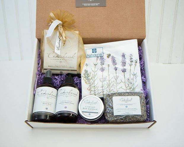 Ideas regalos naturales, pack de aromaterapia