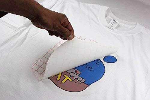 Personalizar camiseta con papel transfer